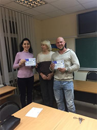 Дистанционное обучение в учебном центре Успех Киев